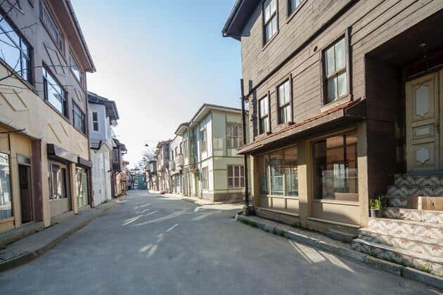 Istanbul beykoz kundura fabrikasi uc kurus dizisi cekim mekani