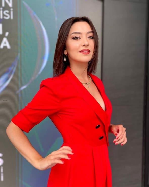 Aşk Mantık İntikam dizisine yeni katılan oyuncu Feraye Sibel Şişman