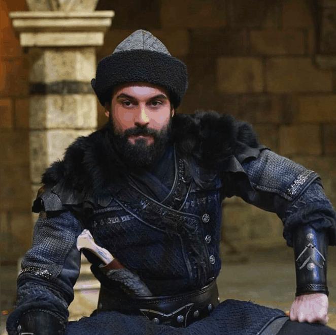 Diriliş Ertuğrul Ali Ersan Duru - Beybolat