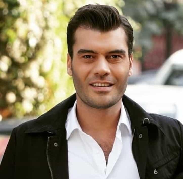 Özgürcan Çevik Çember Dizisi Oyuncu Kadrosunda