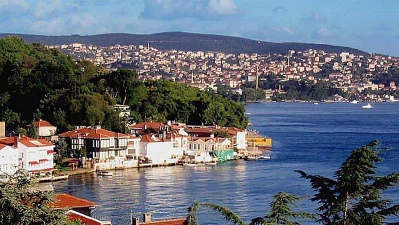 destan dizisi Istanbul riva mahallesinde cekiliyor