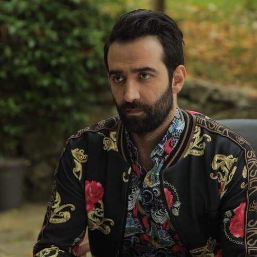 Ferit Kaya Alp Arslan Dizisinde Emir Bozan rolünde
