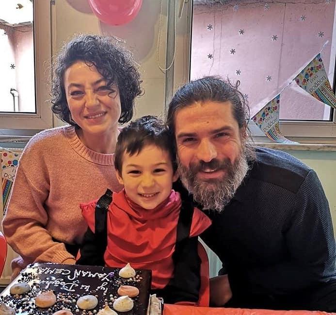 Cemal Toktaş Yalancı Dizisinde Murat Komiser rolünde