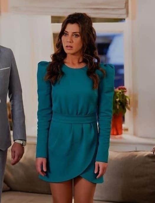 Evlilik hakkında herşey 4. bölüm Azra'nın giydiği elbise