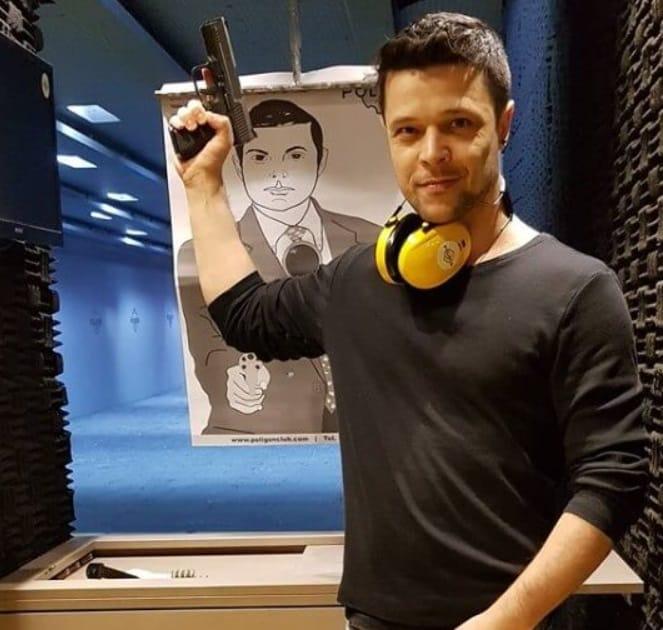 Fatih Çetintaş Börü 2039 dizisinde Batuhan rolünde