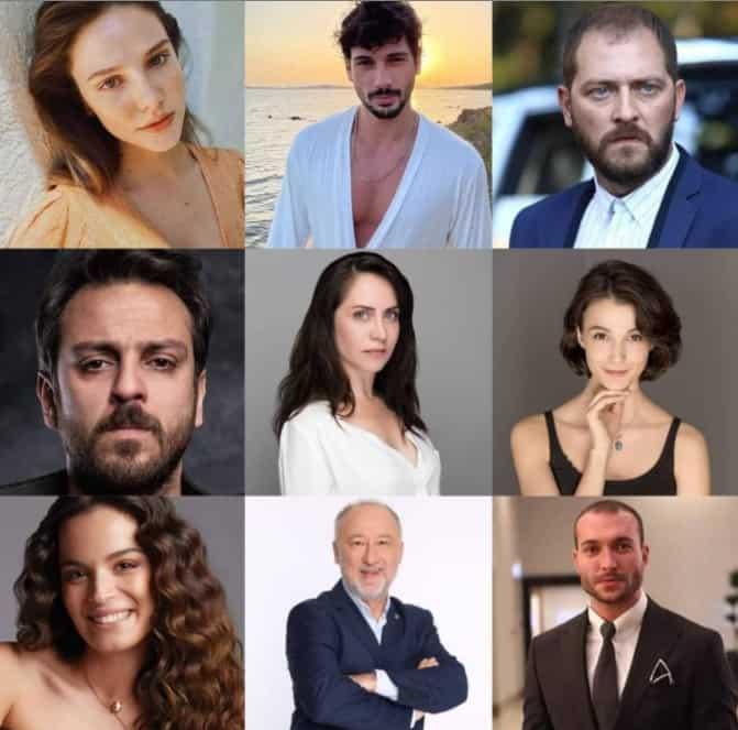 Bandırma Füze Kulübü Film Oyuncuları karakterleri